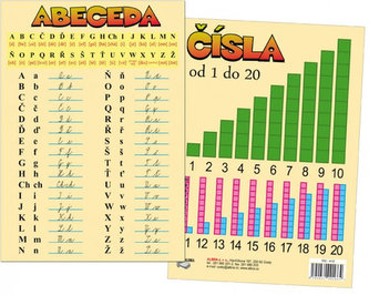 Tabulka A5 - Abeceda a čísla - neuveden