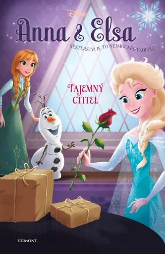 Anna a Elsa Tajemný ctitel - Erica David