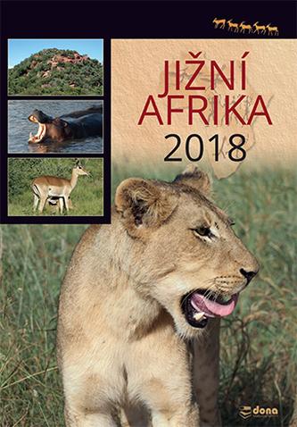 Nástěnný kalendář Jižní Afrika 2018