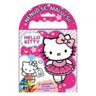 Hello Kitty Nenuď sa, maluj si! - Hello Kitty
