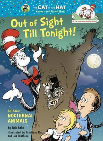 Out of Sight Till Tonight! All About Nocturnal Animals - Rabe, Tish