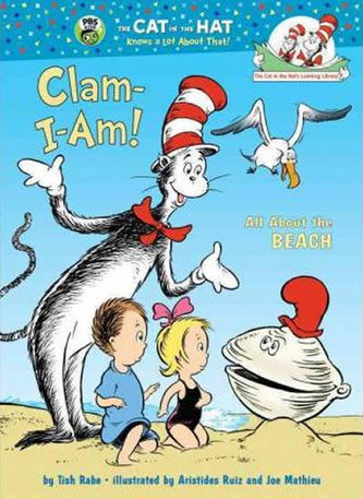 Clam-I-Am! All About the Beach - Rabe, Tish