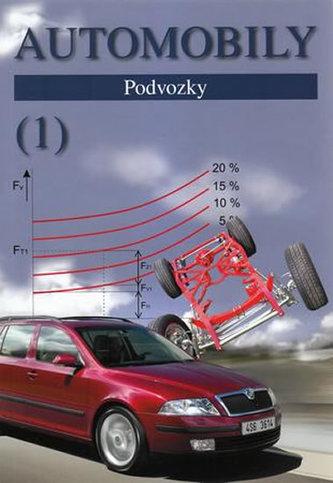 Automobily 1 - Podvozky - Zdeněk Jan