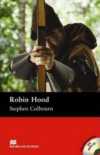 Robin Hood - Book and Audio CD Pack - Colbourn, Stephen