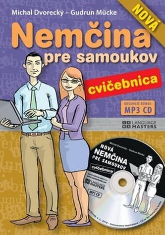 Nová nemčina pre samoukov cvičebnica + CD - Michal Dvorecký