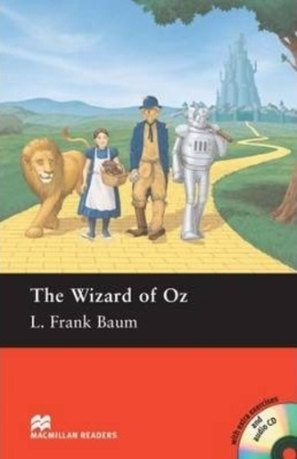 The Wizard of Oz - Book and Audio CD - Baum Frank
