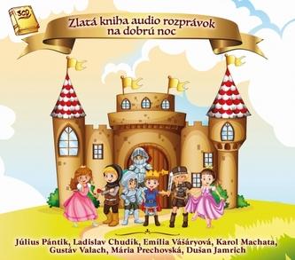 3CD Box - Zlatá kniha rozprávok na dobrú noc - Musica