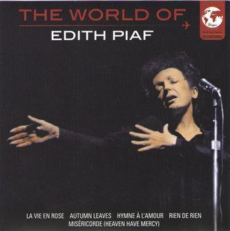 The World Of Edith Piaf - 2CD - Edith Piaf