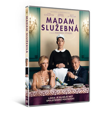 Madam služebná - DVD - neuveden