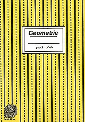 Početník pro 2. ročník ZŠ - 6.díl (Geometrie) - Sántayová Jitka