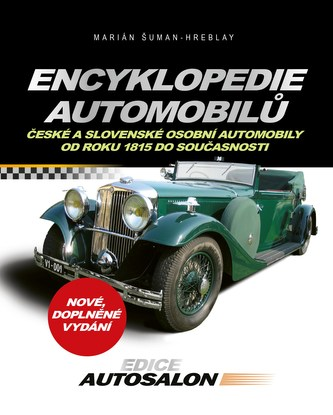 Encyklopedie automobilů - Marián Šuman-Hreblay