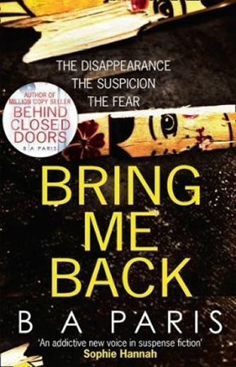 Bring Me Back - Paris B.A.