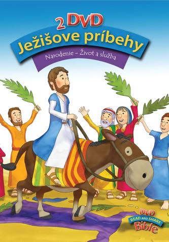 Ježišove príbehy (2x DVD)