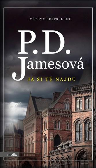 Já si tě najdu - James P.D.