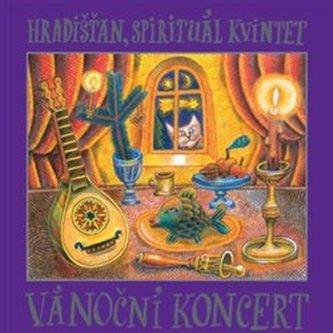 Vánoční koncert - Spirituál kvintet