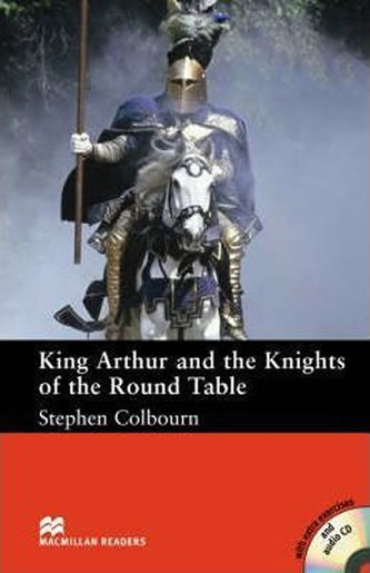 Macmillan Readers Intermediate: King Arthur Pk with CD - Colbourn, Stephen