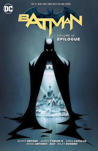 Batman - Epilog - Scott Snyder