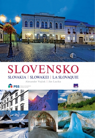 Slovensko Slovakia Slowakei La Slovaquie, 2. vydanie - Ján Lacika
