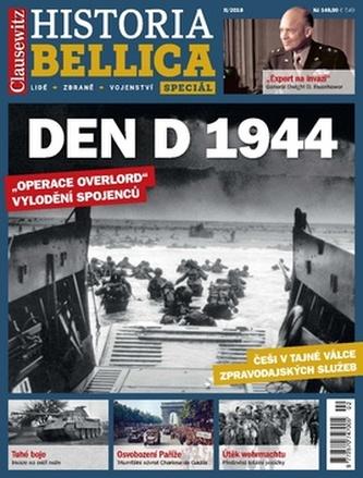 Historia Bellica Speciál 2/18 - Den D v Normandii - vylodění Spojenců - neuveden