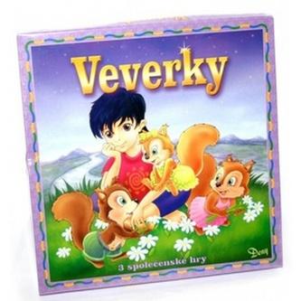 Hra Veverky