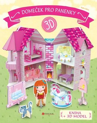 Domeček pro panenky 3D model - Fabris, Nadia