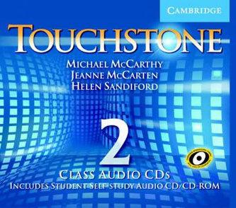 Touchstone 2: Class Audio CDs (3) - McCarten Jeanne