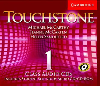 Touchstone 1: Class Audio CDs (3) - McCarthy Michael