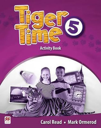 Tiger Time 5: Activity Book - Read Carol