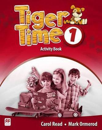 Tiger Time 1: Activity Book - Read Carol