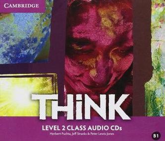 Think 2: Class Audio CDs (3) - Puchta, Herbert