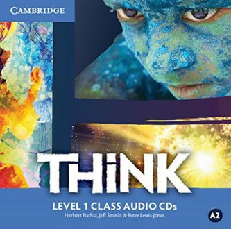 Think 1: Class Audio CDs (3) - Puchta, Herbert