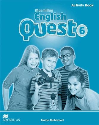 Macmillan English Quest 6: Activity Book - Mohamed Emma