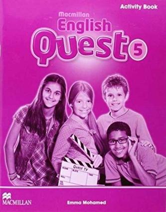 Macmillan English Quest 5: Activity Book - Mohamed Emma