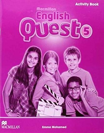 Macmillan English Quest 5: Activity Book - Mohamed Emma