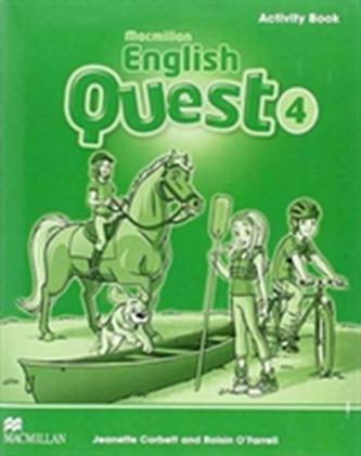 Macmillan English Quest 4: Activity Book - O´Farrell Roisin