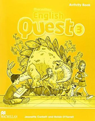 Macmillan English Quest 3: Activity Book - O´Farrell Roisin
