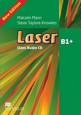 Laser (3rd Edition) B1+: Class Audio CDs (2) - Taylore-Knowles, Steve