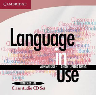 Language in Use Intermediate: Class Audio CDs (2) - Doff, Adrian