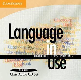 Language in Use Beginner: Class Audio CDs (2) - Doff, Adrian