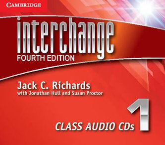 Interchange Fourth Edition 1: Class Audio CDs (3) - Richards, Jack C.
