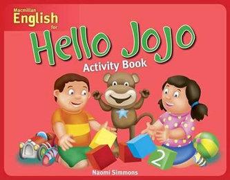 Hello Jojo: Activity Book 2 - Simmons Naomi