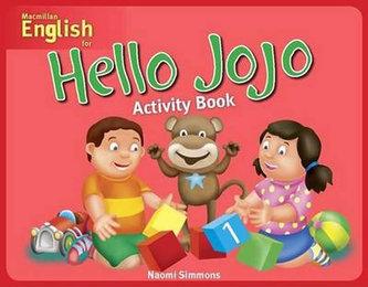 Hello Jojo: Activity Book 1 - Simmons Naomi