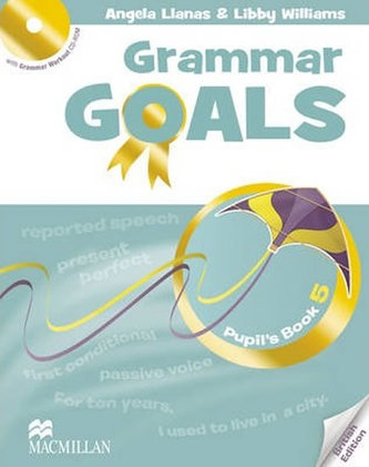 Grammar Goals 5: Student´s Book Pack - Williams Libby