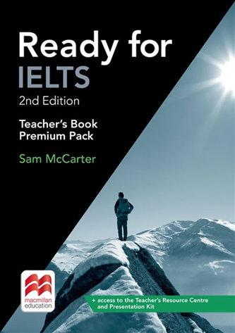 Ready for IELTS (2nd edition): Teacher´s Book Premium Pack - McCarter Sam