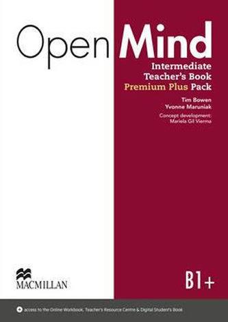 Open Mind Intermediate: Teacher´s Book Premium - Taylore-Knowles, Steve