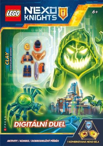 LEGO® NEXO KNIGHTS Digitální duel - kolektiv