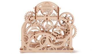 Dřevěný mechanický model Divadlo