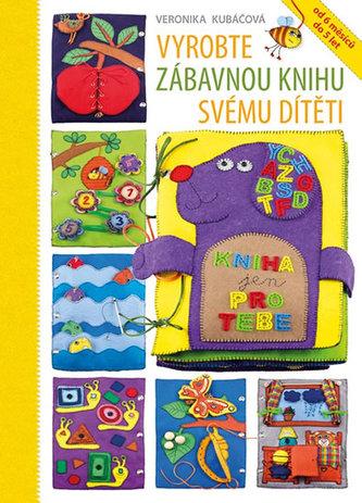 Vyrobte zábavnou knihu svému dítěti
