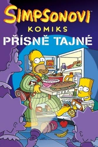 Simpsonovi - Přísně tajné! - Matt Groening