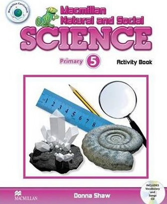 Macmillan Natural and Social Science 5: Activity Book Pack - Shaw Donna
